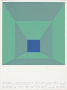 P. Blue - Josef Albers