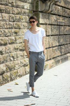 Pro Keds Shoes, H&M Pants, Jack Jones Premium Shirt