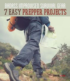 Badass Improvised Survival Gear | 7 Easy Prepper Projects #diy