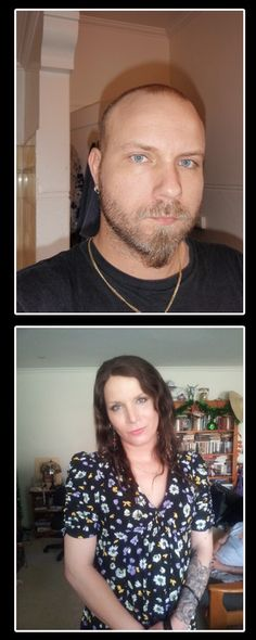 Transgender   Before and after