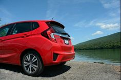 The all-new 2015 Honda Fit: small enough for convenience, big enough for comfort. See why it can also be the perfect tent.