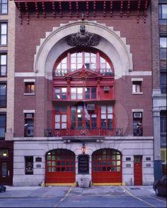 fire house near Ground Zero