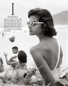 #travelcolorfully vintage ipanema