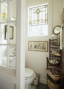 Small Bathrooms Decor On Pinterest
