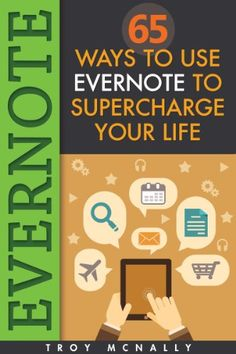 Evernote (65 Ways to Use Evernote to... for only $2.99
