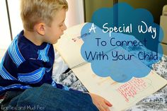 A Special Way to Connect with Your Child