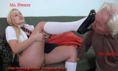 """Ms Firenze is paid 300 EUROS to have her feet kissed. This video, """"Hungarian Brats - Pay to Worship My Feet"""" is the first Hungarian Femdom video by Bossy-Girls"""