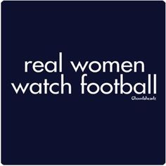 Real Women Watch Football and wear #stellavalle