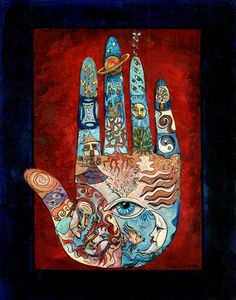 Psychic Hand | Mary DeLave