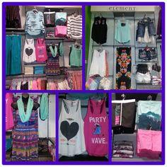 Retail wall merchandising