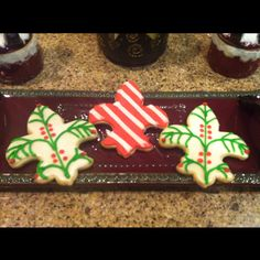 Cajun Christmas Cookies