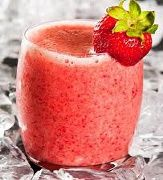 HCG Diet Recipes - HCG Diet Strawberry Smoothie
