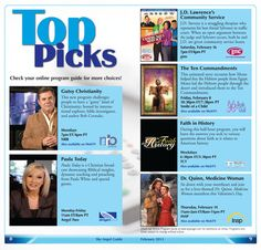 We're thrilled that #FaithinHistory is a @SkyAngelTV top pick for the month of February 2013!