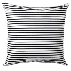 Sailor Charcoal Square Throw Pillow