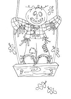 primitive halloween embroidery patterns - Google Search