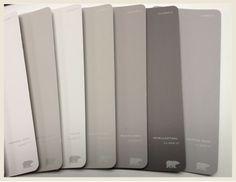 Perfect Shades of Gray