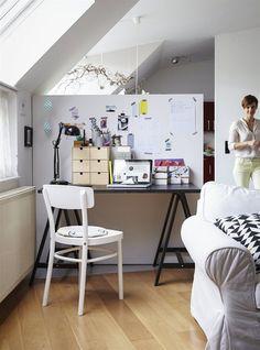 Encouraging creative ideas at home