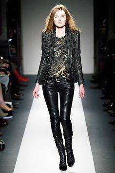Balmain Fall 2010 Ready-to-Wear Collection Slideshow on Style.com