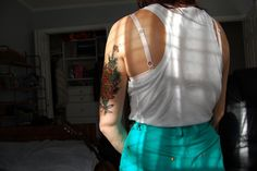 Confessions of a Tattoo Needle