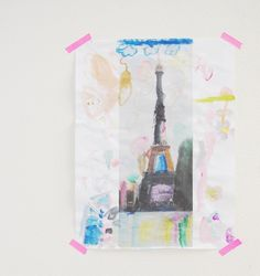 DIY Photo Painting for Kids