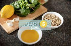 Just 5: Pesto  |  The Fresh Exchange