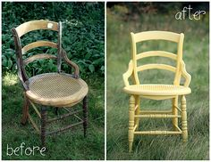 I really need to do some furniture refinishing - so fun!