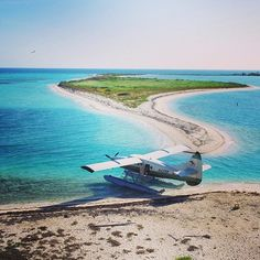 Leave the car in the garage this weekend and experience #Florida by land, air, and sea. Photo of Dry Tortugas, Key West by @ eachapman4 on Instagram