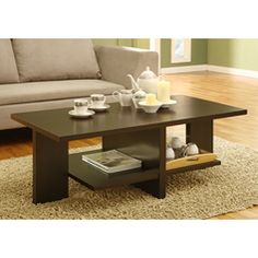 @Overstock - Accent any living room decor with this 47-inch wood coffee table  Classic craftsmanship will update any home decor   Wood coffee table crafted of lasting rubber wood and steelhttp://www.overstock.com/Home-Garden/Classic-47-inch-Wood-Coffee-Table/3126527/product.html?CID=214117 $117.99