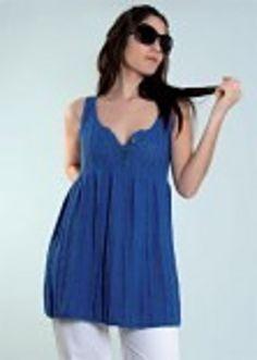 Ravelry: Vestido Oceano FREE pattern by Rosarios 4