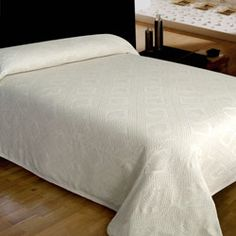 Sometimes it is just better if you can wash the bed spreads.