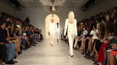 Watch the full Ralph Lauren Spring 2015 Collection Runway show.