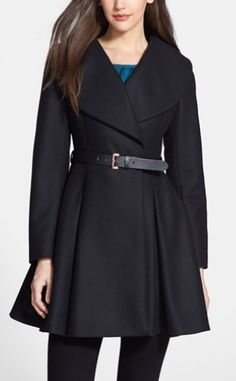 Gorgeous belted coat by Ted Baker London