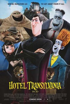 Watch Hotel Transylvania (2012)