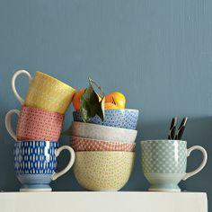 Modernist Bowls | west elm
