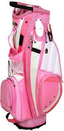 Bennington Ladies CB Lite Golf Cart Bags - Pink