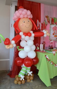 "Photo 2 of 24: Strawberry Shortcake / Birthday ""{Vintage Strawberry Shortcake Birthday}"" 