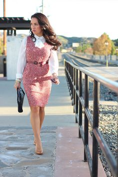 Boucle and Ruffles