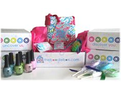 The Boodle Box ... for girls and teens