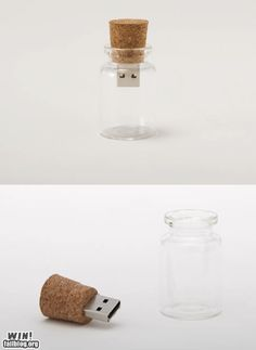 Message in a bottle - the future!