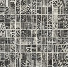 Stephan van den Burg Untitled, 2013 pencil and tape on paper 25.4 x 25.4 cm