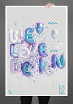 We Love #Design