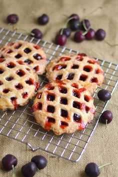 Morello Cherry Hand Pies