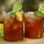 Bloody Mary with a little Southern Spice