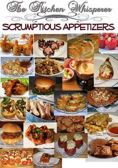 Scrumptious Appetizers
