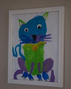 "1st grade ""Cool"" Cat"