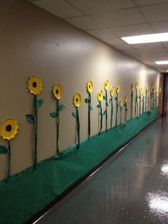 Wild West- sunflowers