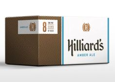 Hilliards Brewery Packaging
