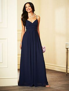 View Dress - ALFRED ANGELO BRIDESMAIDS 2014 Collection - 7301 - Modern Fit   AlfredAngelo Bridesmaids   Bridal Shops Toronto Wedding   Evening Dresses Bridal Gowns