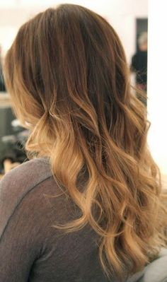 ombre light brown hair, light brown ombre hair, light brown hair ombre