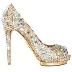 Limited Edition Italian Le Silla Heels